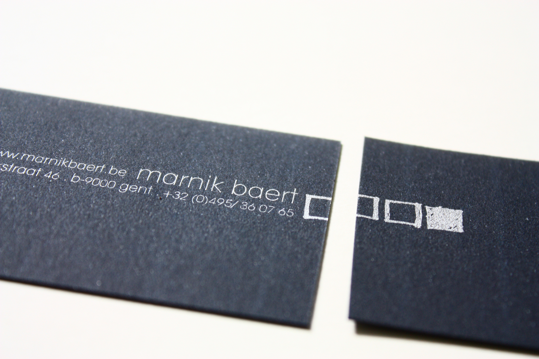 Marnik Baert Designs
