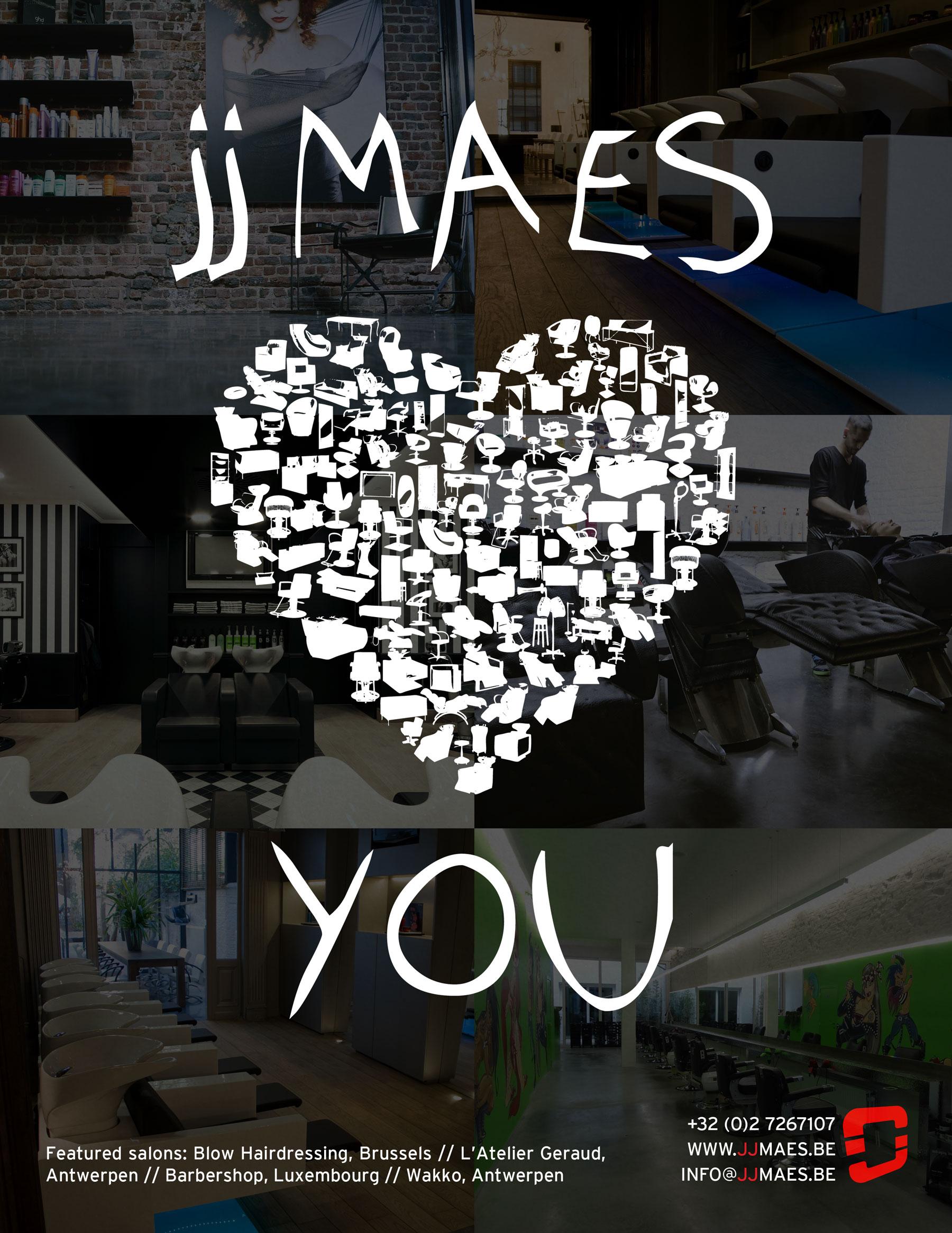 JJ Maes Campaign