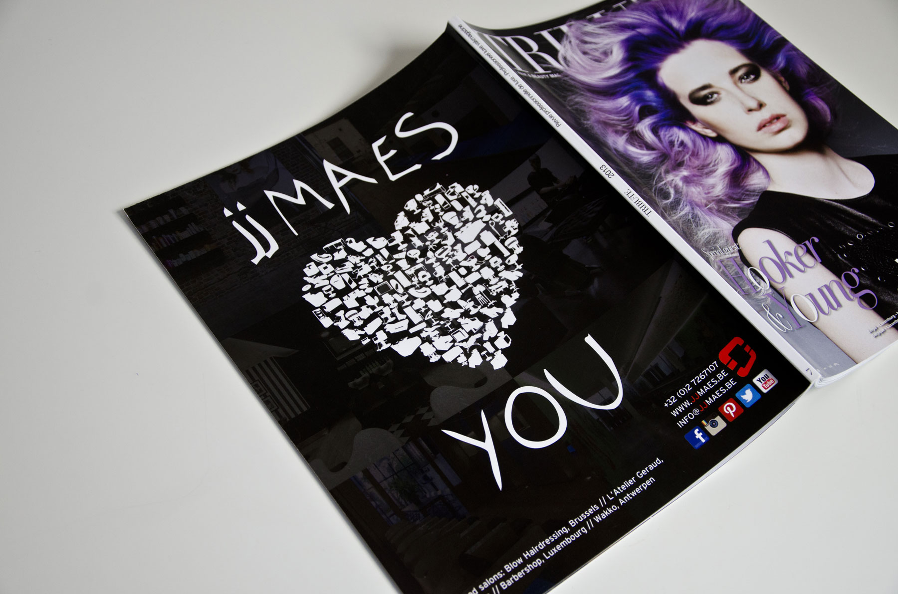 JJ Maes Campaign Magazine