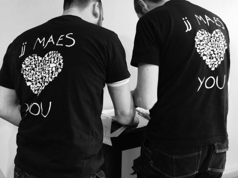 JJ Maes Campaign T-Shirts