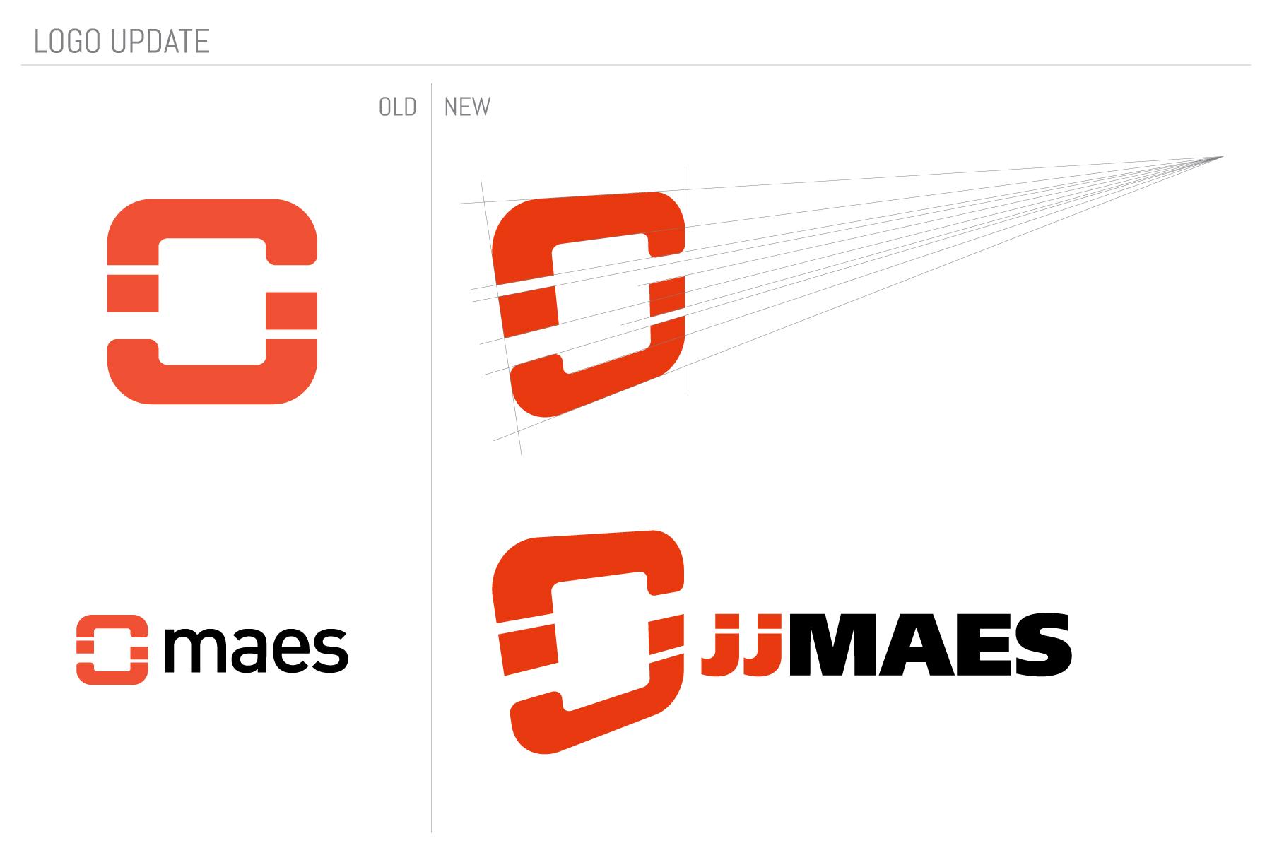 JJ Maes Logo Update