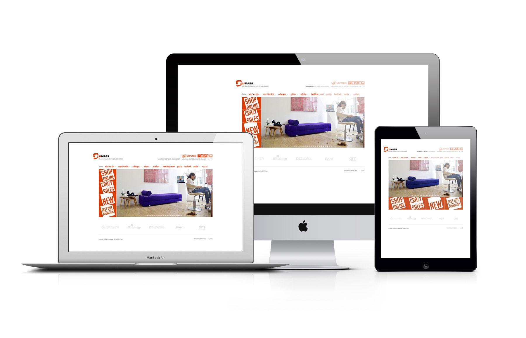 JJ Maes Website